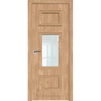 Дверь Профиль дорс 57ZN Каштан натуральный - со стеклом (Товар № ZF210505)