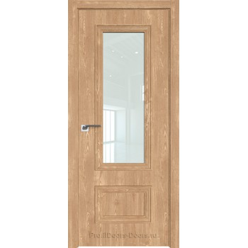 Дверь Профиль дорс 59ZN Каштан натуральный - со стеклом (Товар № ZF210509)
