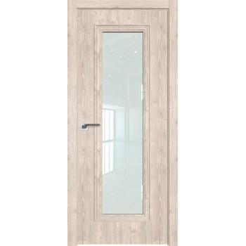 Дверь Профиль дорс 51ZN Каштан светлый - со стеклом (Товар № ZF210474)