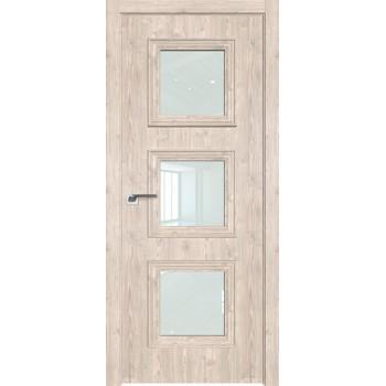 Дверь Профиль дорс 55ZN Каштан светлый - со стеклом (Товар № ZF210475)