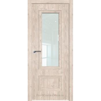 Дверь Профиль дорс 59ZN Каштан светлый - со стеклом (Товар № ZF210482)