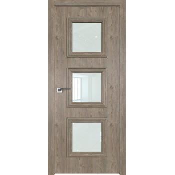 Дверь Профиль дорс 55ZN Каштан темный - со стеклом (Товар № ZF210414)