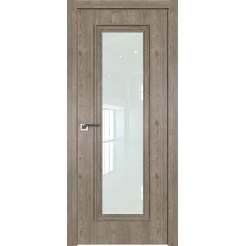 Дверь Профиль дорс 51ZN Каштан темный - со стеклом (Товар № ZF210415)