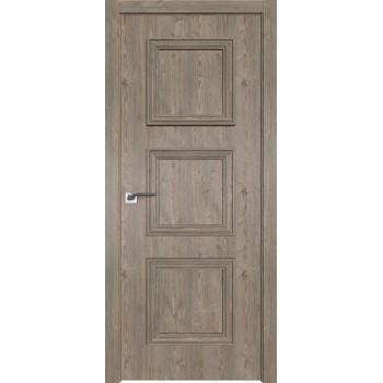 Дверь Профиль дорс 54ZN Каштан темный - глухая (Товар № ZF210416)