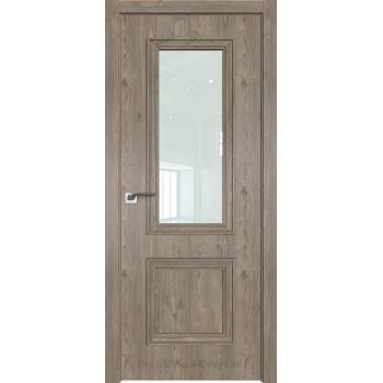 Дверь Профиль дорс 53ZN Каштан темный - со стеклом (Товар № ZF210417)