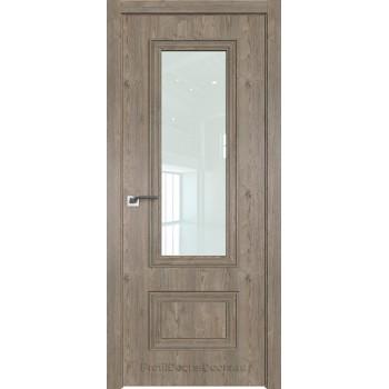 Дверь Профиль дорс 59ZN Каштан темный - со стеклом (Товар № ZF210423)