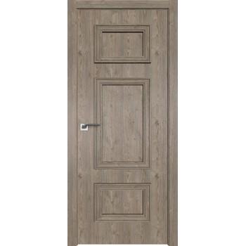 Дверь Профиль дорс 56ZN Каштан темный - глухая (Товар № ZF210432)