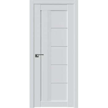 Дверь Профиль дорс 2.10U Аляска - со стеклом (Товар № ZF210811)