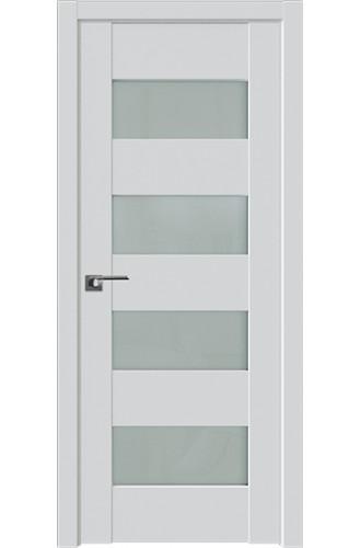 Дверь Профиль дорс 46U Аляска - со стеклом (Товар № ZF210846)