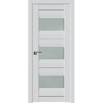 Дверь Профиль дорс 41U Аляска - со стеклом (Товар № ZF209064)