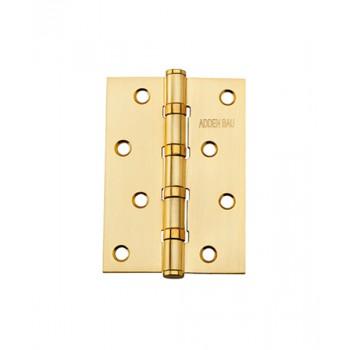 Петля карточная Adden Bau 4BB Матовое золото (Товар № ZF210699)