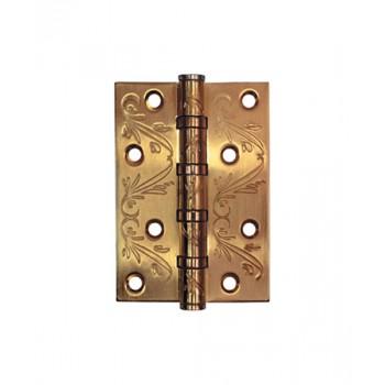 Петля карточная Adden Bau 4BB Flo Матовое золото (Товар № ZF212917)