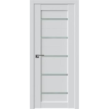 Дверь Профиль Дорс 7U Аляска - со стеклом (Товар № ZF209036)