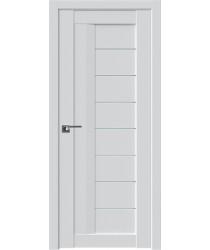 Дверь Профиль дорс 17U Аляска - со стеклом (Товар № ZF209045)