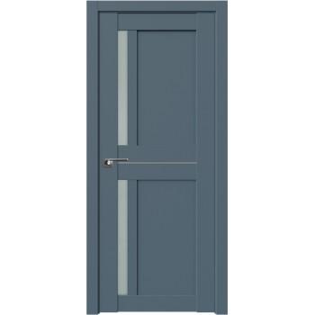 Дверь Профиль Дорс 19U Антрацит - со стеклом (Товар № ZF209111)