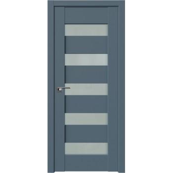 Дверь Профиль Дорс 29U Антрацит - со стеклом (Товар № ZF209117)