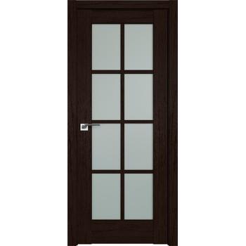 Дверь Профиль дорс 101XN Дарк браун - со стеклом (Товар № ZF211949)