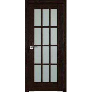 Дверь Профиль дорс 102XN Дарк браун - со стеклом (Товар № ZF211952)