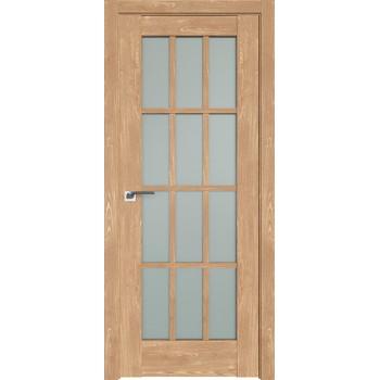 Дверь Профиль дорс 102XN Каштан натуральный - со стеклом (Товар № ZF212293)