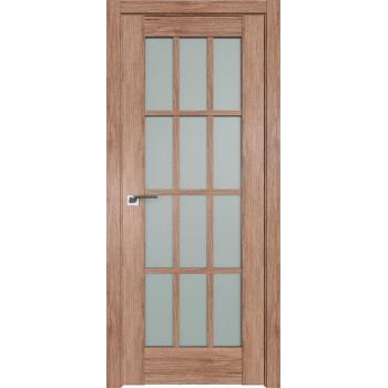Дверь Профиль дорс 102XN Салинас светлый - со стеклом (Товар № ZF212160)