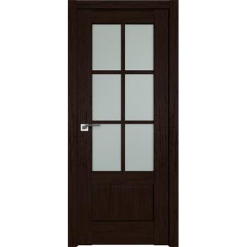 Дверь Профиль дорс 103XN Дарк браун - со стеклом (Товар № ZF211954)