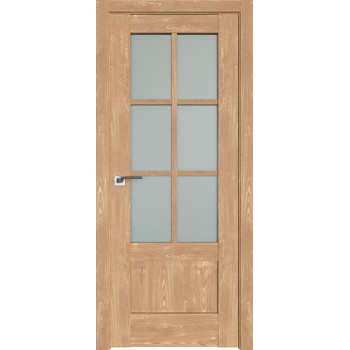 Дверь Профиль дорс 103XN Каштан натуральный - со стеклом (Товар № ZF212294)