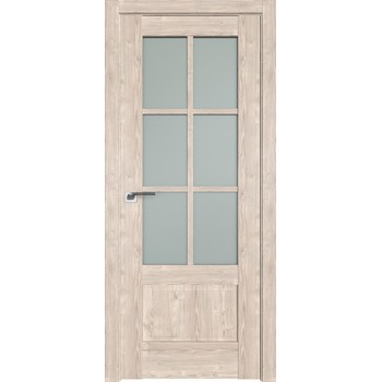Дверь Профиль дорс 103XN Каштан светлый - со стеклом (Товар № ZF212315)