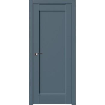 Дверь Профиль дорс 106U Антрацит - глухая (Товар № ZF211200)