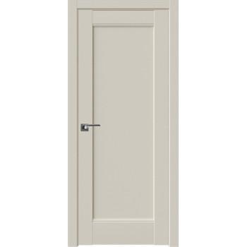Дверь Профиль дорс 106U Магнолия сатинат - глухая (Товар № ZF211574)