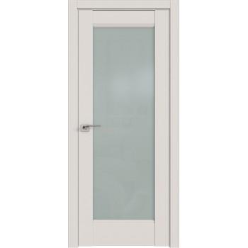 Дверь Профиль дорс 107U Дарк вайт - со стеклом (Товар № ZF211471)