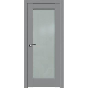 Дверь Профиль дорс 107U Манхэттен - со стеклом (Товар № ZF211338)