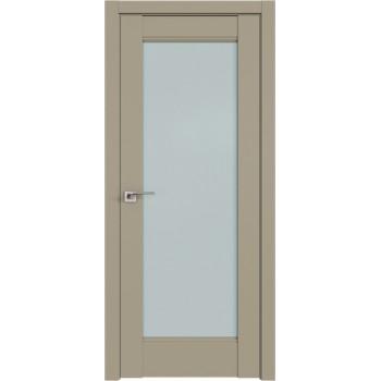 Дверь Профиль дорс 107U Шеллгрей - со стеклом (Товар № ZF211035)