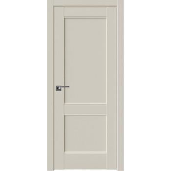 Дверь Профиль дорс 108U Магнолия сатинат - глухая (Товар № ZF211575)