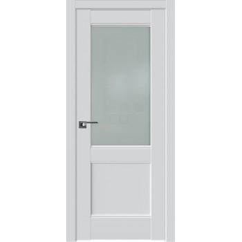 Дверь Профиль дорс 109U Аляска - со стеклом (Товар № ZF210930)