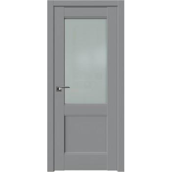 Дверь Профиль дорс 109U Манхэттен - со стеклом (Товар № ZF211340)
