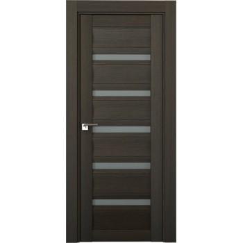 Дверь Профиль дорс 116Х Грей мелинга - со стеклом (Товар № ZF210832)