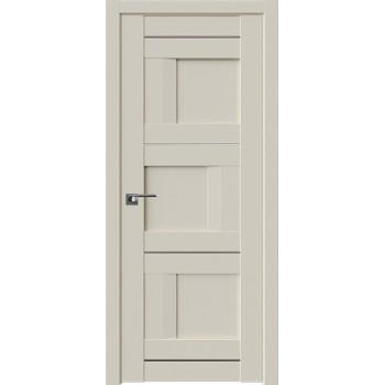 Дверь Профиль Дорс 12U Магнолия сатинат - глухая (Товар № ZF209217)