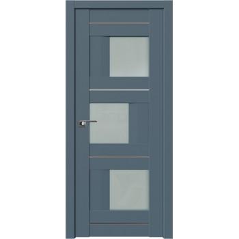 Дверь Профиль Дорс 13U Антрацит - со стеклом (Товар № ZF209105)