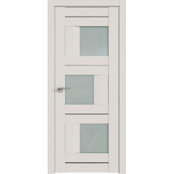 Дверь Профиль дорс 13U Дарк вайт - со стеклом (Товар № ZF209178)