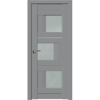 Дверь Профиль дорс 13U Манхэттен - со стеклом (Товар № ZF209143)