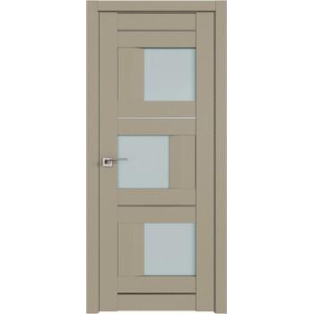 Дверь Профиль Дорс 13U Шеллгрей - со стеклом (Товар № ZF209074)