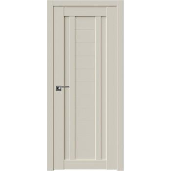Дверь Профиль Дорс 14U Магнолия сатинат - глухая (Товар № ZF209209)