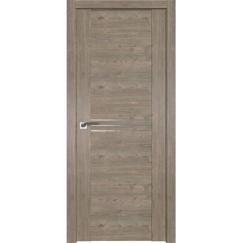 Дверь Профиль дорс 150XN Каштан темный - глухая (Товар № ZF212231)