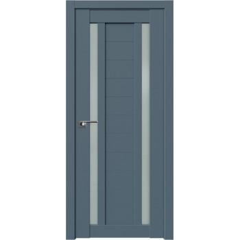 Дверь Профиль Дорс 15U Антрацит - глухая (Товар № ZF209107)