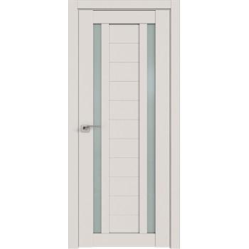 Дверь Профиль Дорс 15U Дарк вайт - со стеклом (Товар № ZF209183)