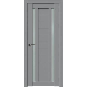 Дверь Профиль дорс 15U Манхэттен - со стеклом (Товар № ZF209145)