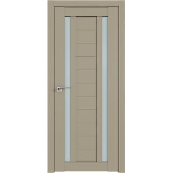 Дверь Профиль Дорс 15U Шеллгрей - со стеклом (Товар № ZF209082)