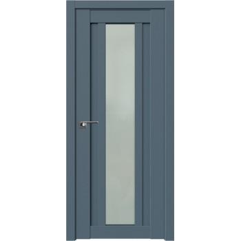 Дверь Профиль Дорс 16U Антрацит - со стеклом (Товар № ZF209109)
