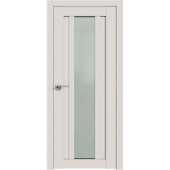 Дверь Профиль дорс 16U Дарк вайт - со стеклом (Товар № ZF209180)