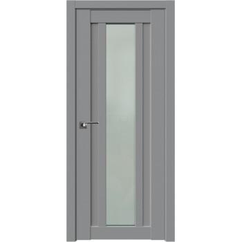 Дверь Профиль дорс 16U Манхэттен - со стеклом (Товар № ZF209151)